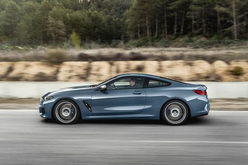 BMW Lineup Gets a New Top Coupe: the 2019 BMW 8 Series