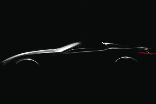 BMW Releases Cryptic Tease of New Roadster