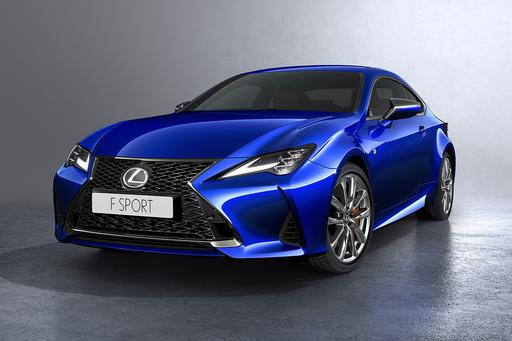 2019 Lexus RC Coupe: 3 Updates to Look Forward to in Paris