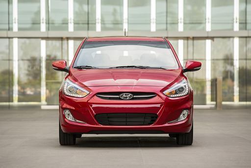 2017 Hyundai Accent: What's Changed