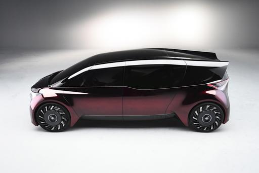 Toyota's Fuel-Cell Concept Shows Zero Emissions Doesn't Mean Zero Fun