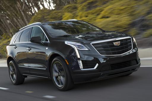 2019 Cadillac XT5 Shows New Sport Package at Chicago Auto Show