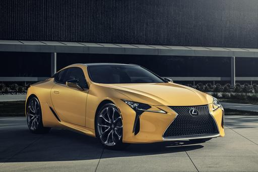 Want a Lexus LC 500 That Stands Out Even More? Peep the Inspiration Edition