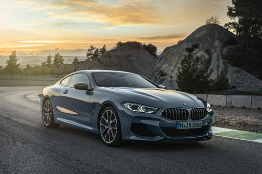 5 Things You Need to Know About the New 2019 BMW 8 Series