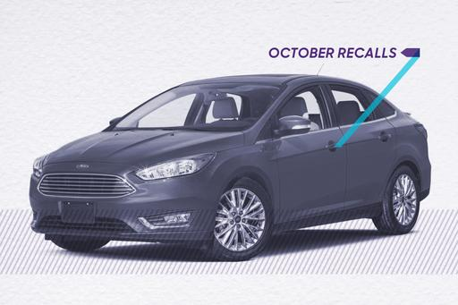 Recall Recap: The 5 Biggest Recalls in October