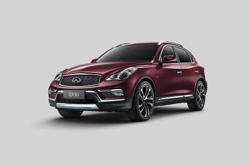 2016 Infiniti QX50: First Look
