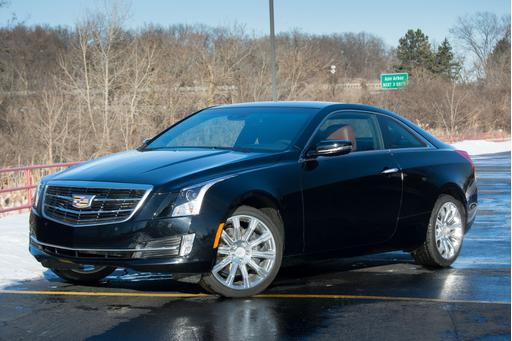 2015 Cadillac ATS Coupe Review