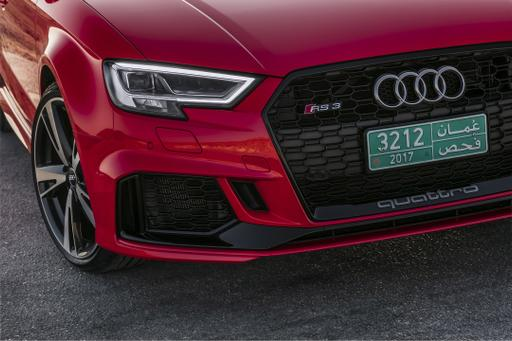 2018 Audi RS 3 Preview