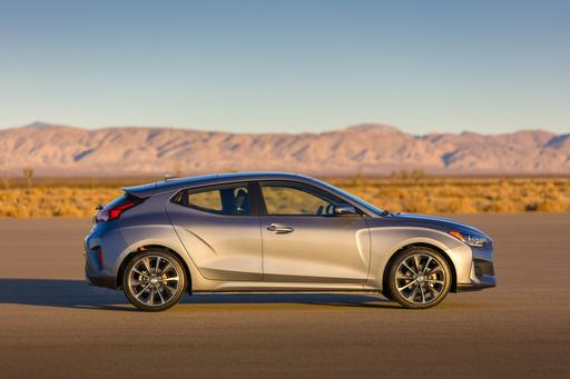 2019 Hyundai Veloster: Sporty, Stylish and Still a Bit Weird