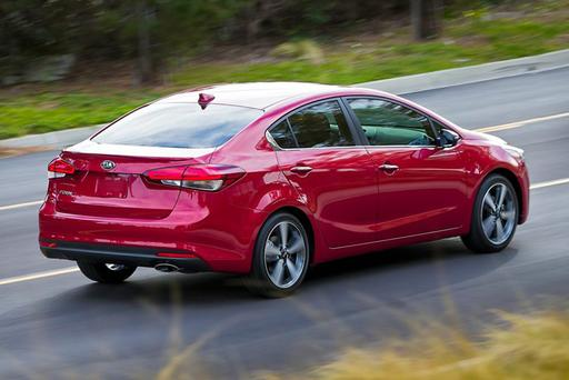 What Does It Cost to Fill Up a 2018 Kia Forte?
