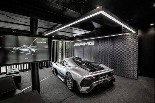 Mercedes-AMG One: F1-Inspired Supercar Slims Down Name