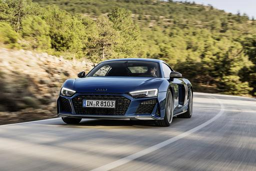 2019 Audi R8: Fast, Flash and Refreshed