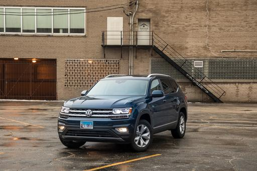 Hate Stopping for Gas? The 2018 Volkswagen Atlas Isn't for You