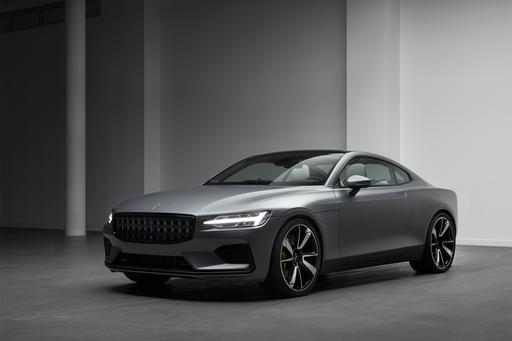 Primed to Be Among the First Polestar 1 Owners?