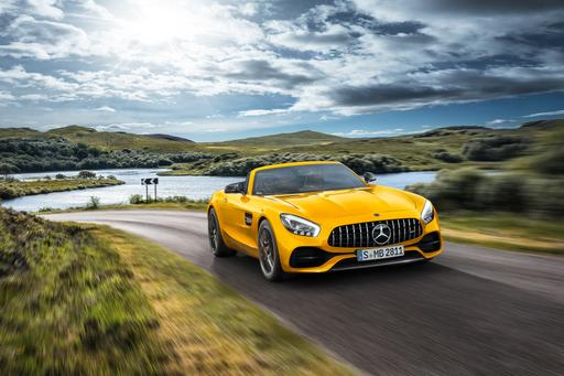 Welcome to the Family: Mercedes Introduces 2019 AMG GT S Roadster