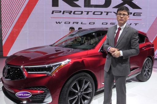 2019 Acura RDX Prototype Video Review