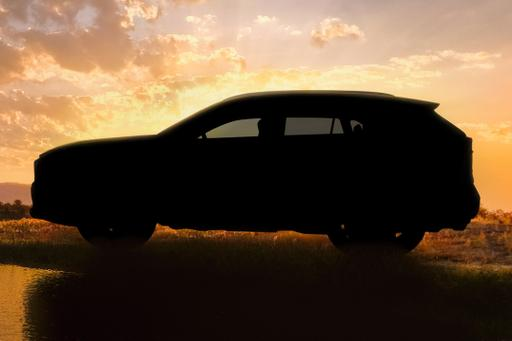 2019 Toyota RAV4 Flaunts Beefed-Up Bod in New York Tease
