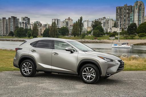 2017 Lexus NX: What's Changed