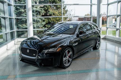 2018 Jaguar XF Sportbrake: First Impressions