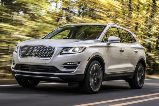 2019 Lincoln MKC Gets Continental Facelift