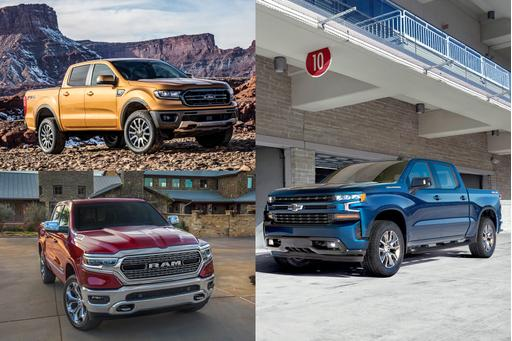 2019 Silverado, Ranger, Ram Debuts Top What's New on PickupTrucks.com