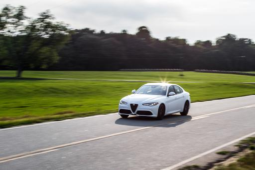 2017 Alfa Romeo Giulia Review: Photo Gallery