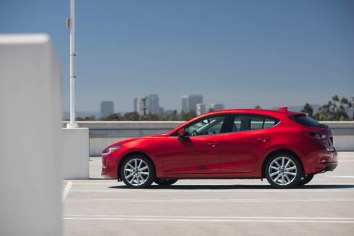 2017 Mazda3 Holds Line on Price, Raises Bar on Features