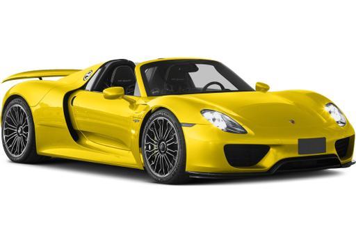 Recall Alert: 2015 Porsche 918 Spyder