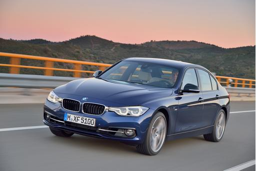 2016 BMW 3 Series: What's Changed