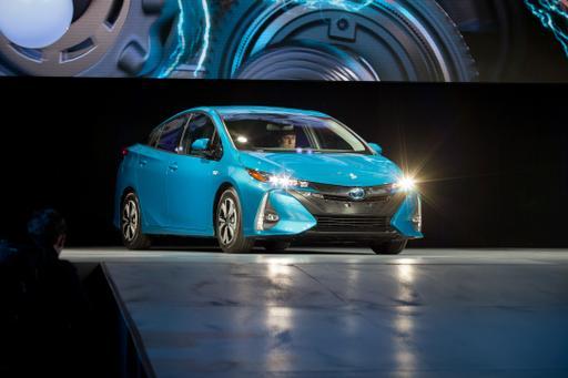 2017 Toyota Prius Prime: First Impressions