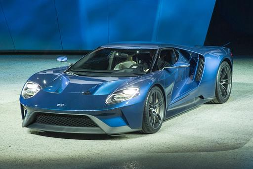 Burn Notice: Ford GT Recalled for Fire Hazard