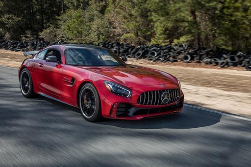 Mercedes-AMG GT R: Germany's Bad Boy