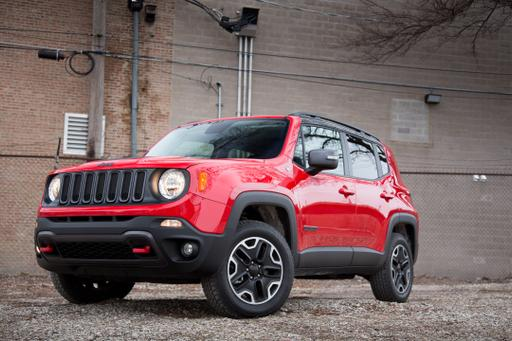 On the Hunt for Jeep Renegade Easter Eggs