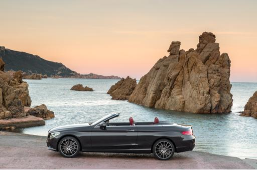 2019 Mercedes-Benz C-Class: It's 2-Door, Top-Down Time