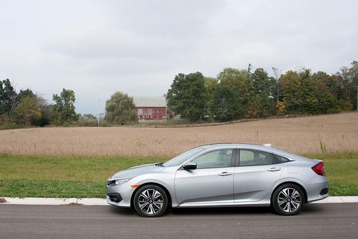 2016 Honda Civic Sedan Starts at $19,475, Gets 42 MPG Highway Rating