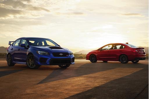 2019 Subaru WRX Models Get Price Bump, More Horses for STI Version