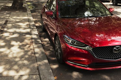 2018 Mazda6 With New Turbo Option to Bow in L.A.