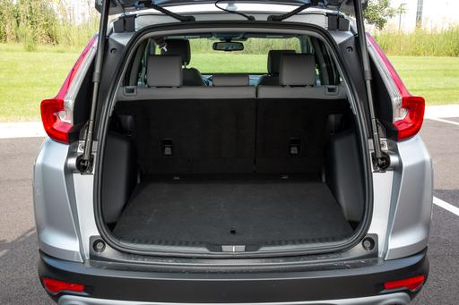 2018 Chevrolet Equinox Real World Cargo Space News