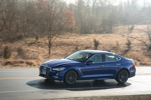 Top 5 Reviews and Videos of the Week: Best of 2019 Genesis G70 Shines