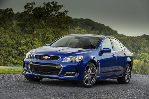 2016 Chevrolet SS: What's Changed