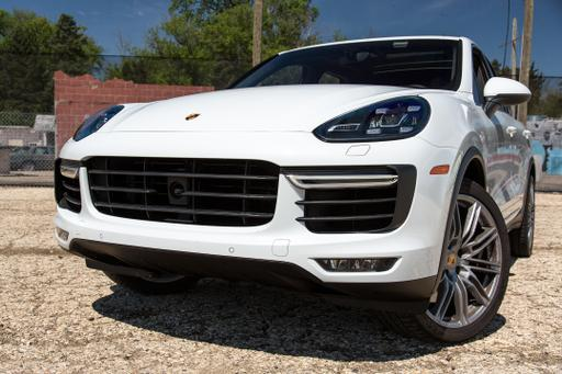 2015 Porsche Cayenne Review