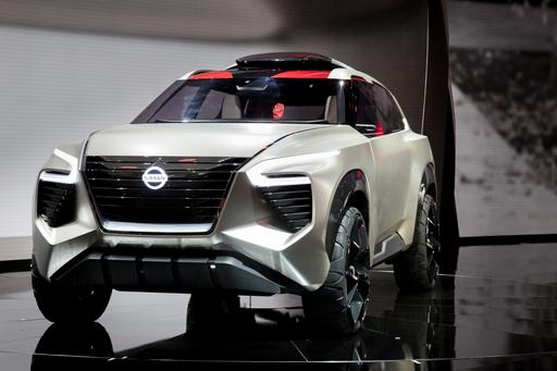 Nissan Xmotion Concept Photo Gallery: Culturally Crafted Crossover