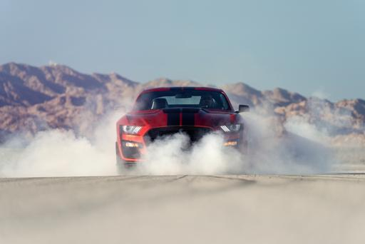 2020 Ford Mustang Shelby GT500: The Blue Oval Has a Cure for the Redeye