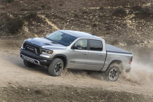 Our First Drive of the 2019 Ram 1500 Tops What's New on PickupTrucks.com