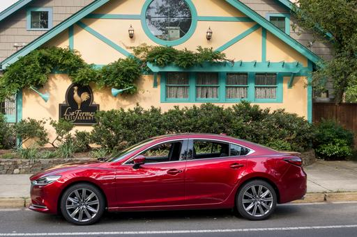 2018 Mazda6 Signature 2.5T First Drive: Premium Without the Status-Badge Price