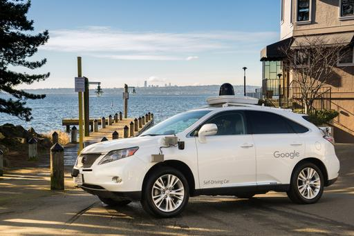 Tech Giants Most Trusted to Build Self-Driving Cars