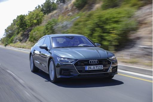 Redesigned 2019 Audi A7 Gets Redesigned Price, Premium Trim Returns