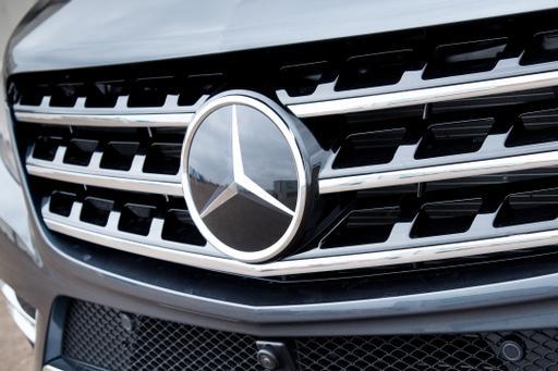 Benz Friendz: Rappers Show Much Love to Mercedes