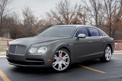 2015 Bentley Flying Spur Review