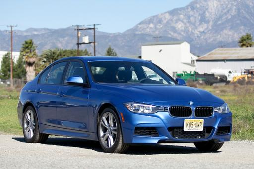 Used BMW Car Prices Slide in February